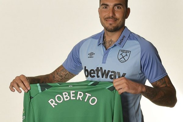 West Ham United have officially the signing of French goalkeeper