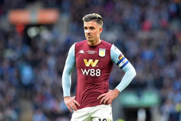 Jack Grealish is considering his future